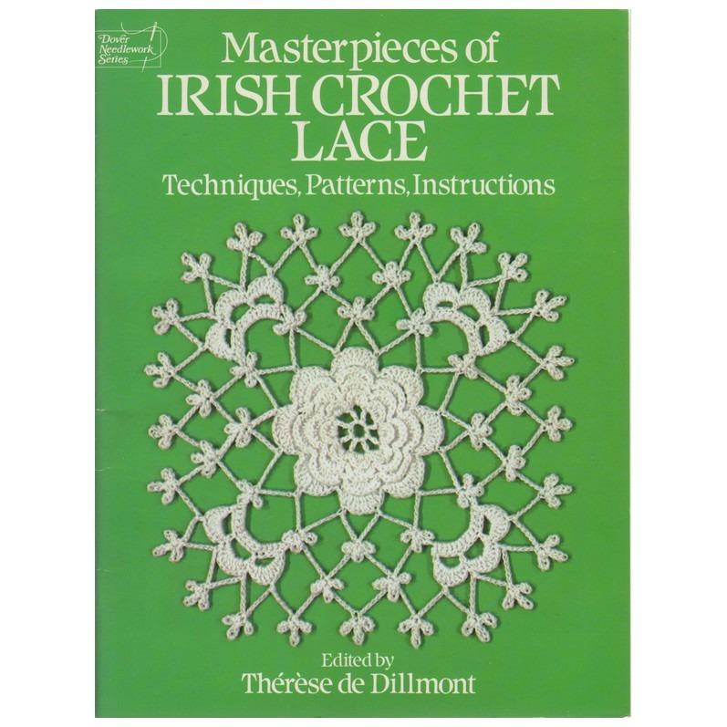 Boek Masterpieces of Irisch Crochet Lace