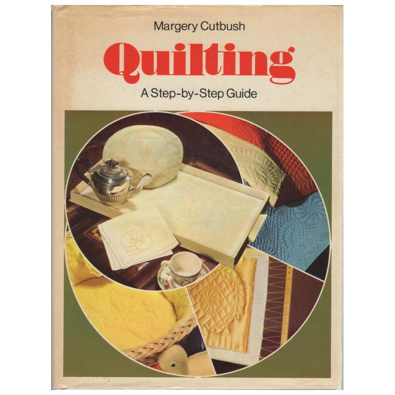Boek Quilting