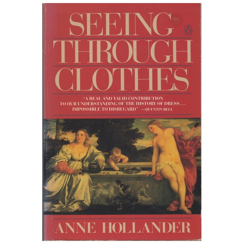 Boek Seeing through clothes
