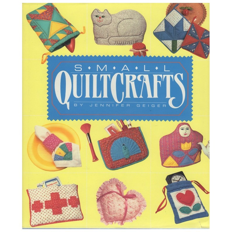 Boek Small Quilt Crafts
