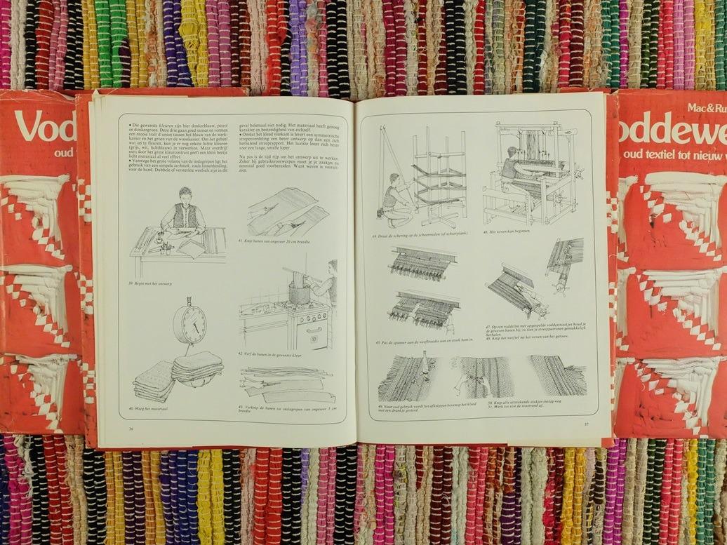 Boek over Voddeweven