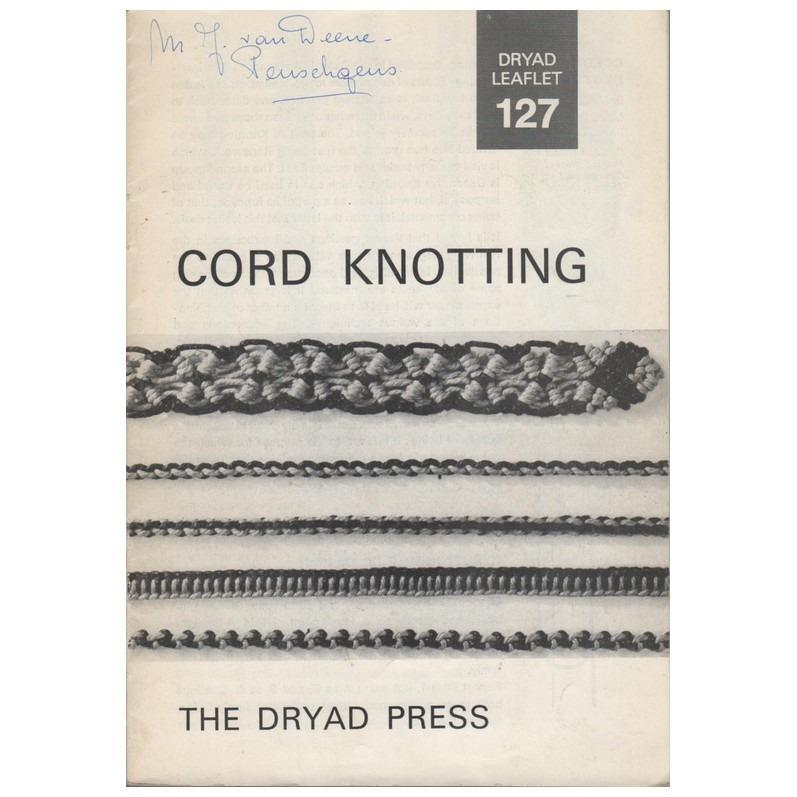 Boekje Cord knotting