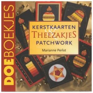 Boekje Kerstkaarten Theezakjes Patchwork