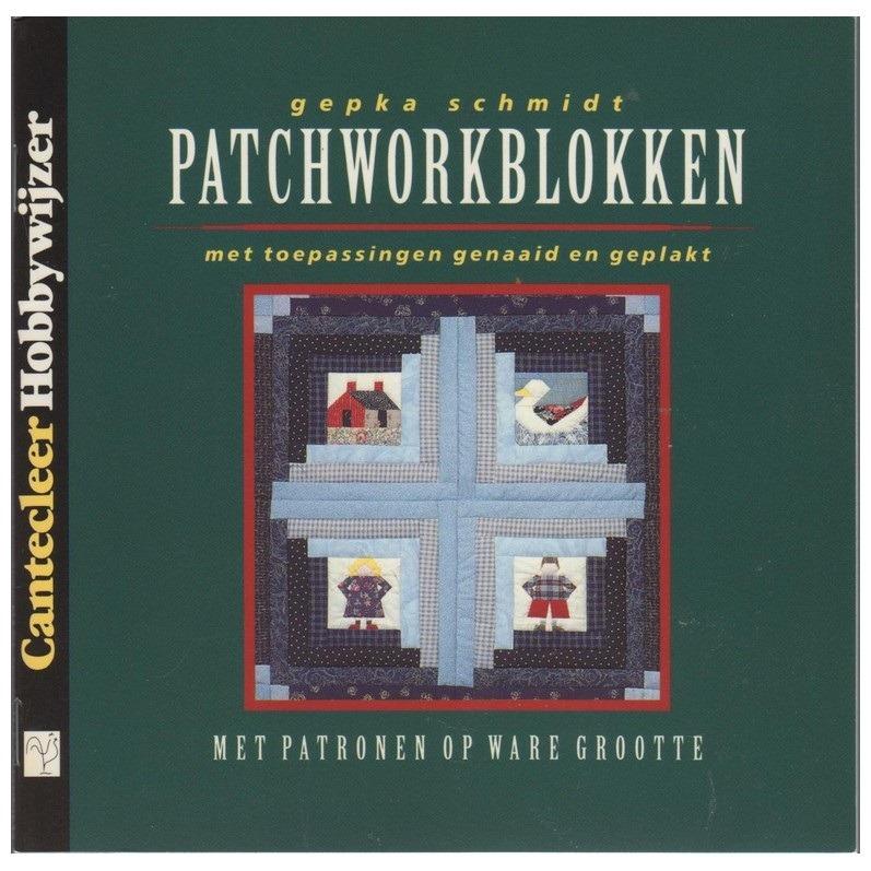 Boekje Patchworkblokken