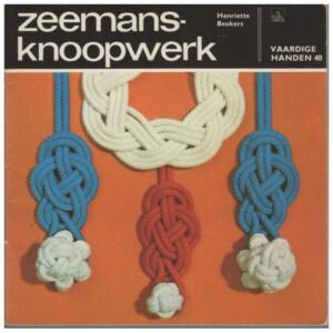 Boekje Zeemansknoopwerk