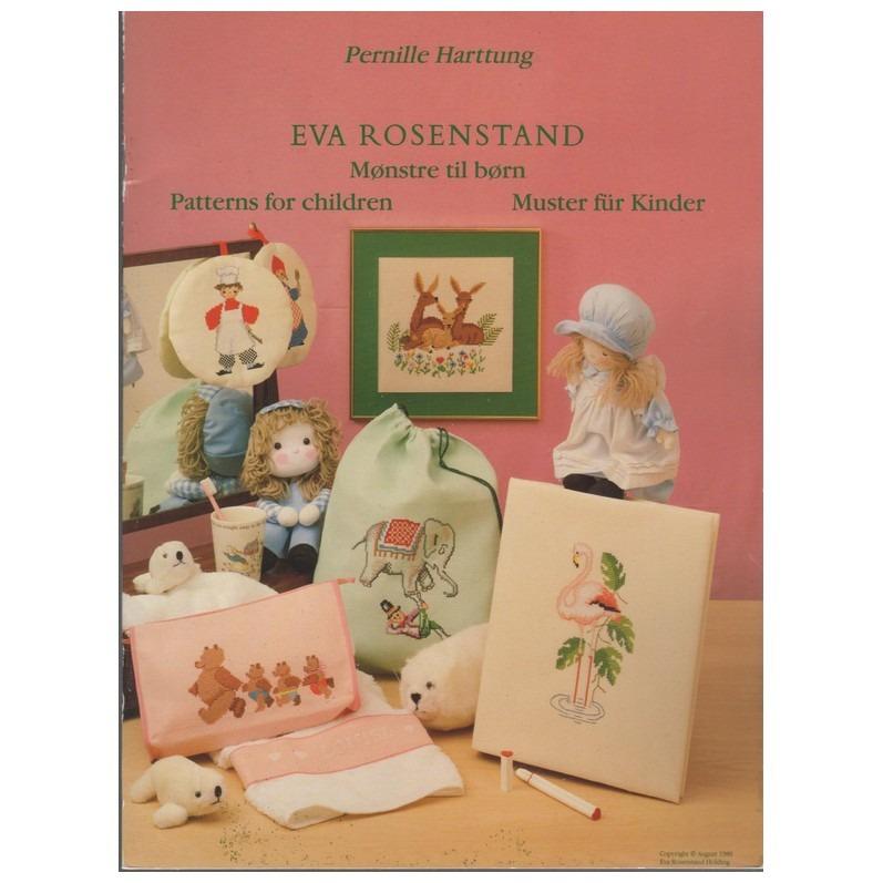 Borduurpatronen Eva Rosenstand voor kinderen