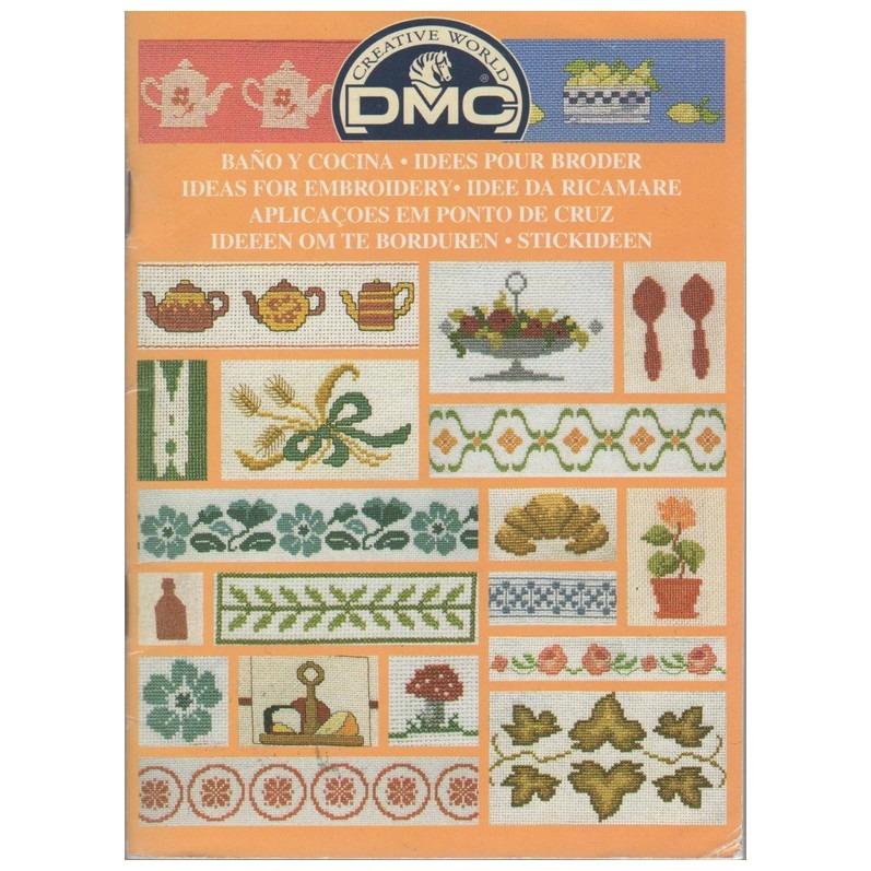 DMC boekje borduren