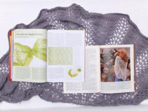 Gebreide sjaals uit Handwerken zonder Grenzen