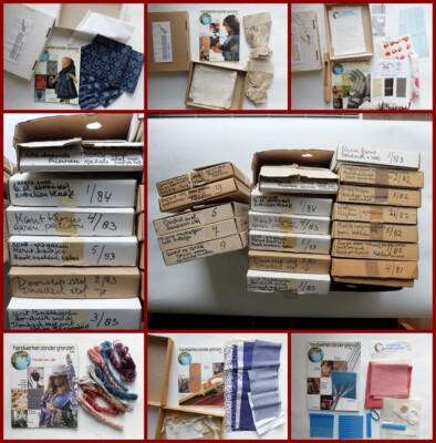 Materiaalpakketten Handwerken zonder grenzen