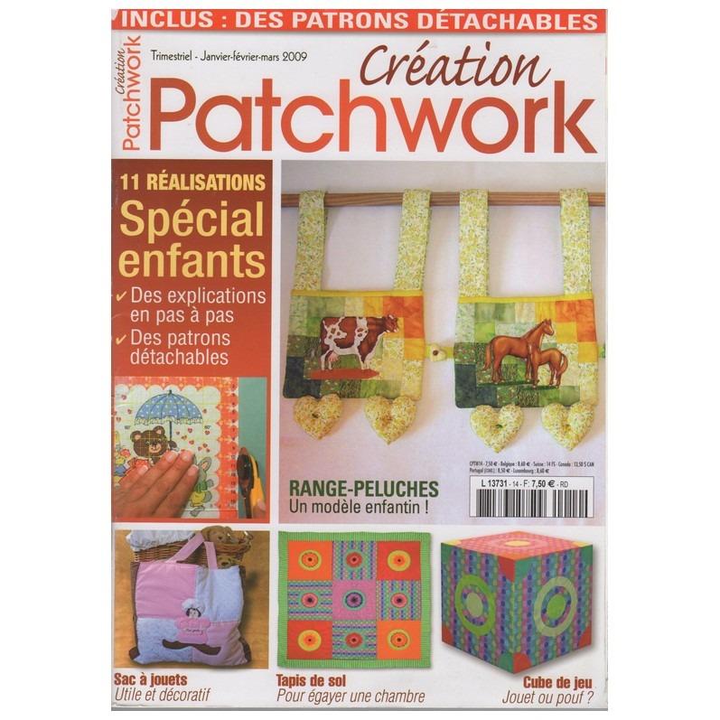 Tijdschrift Creation Patchwork
