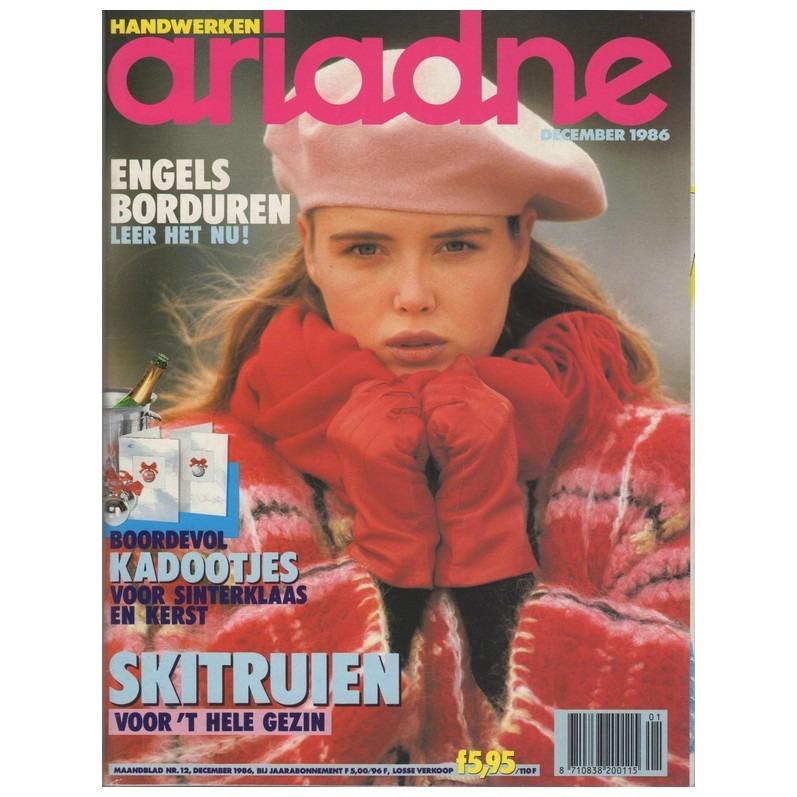 Tijdschrift december 1986