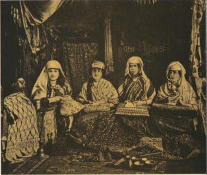 afbeelding uit boek macrame