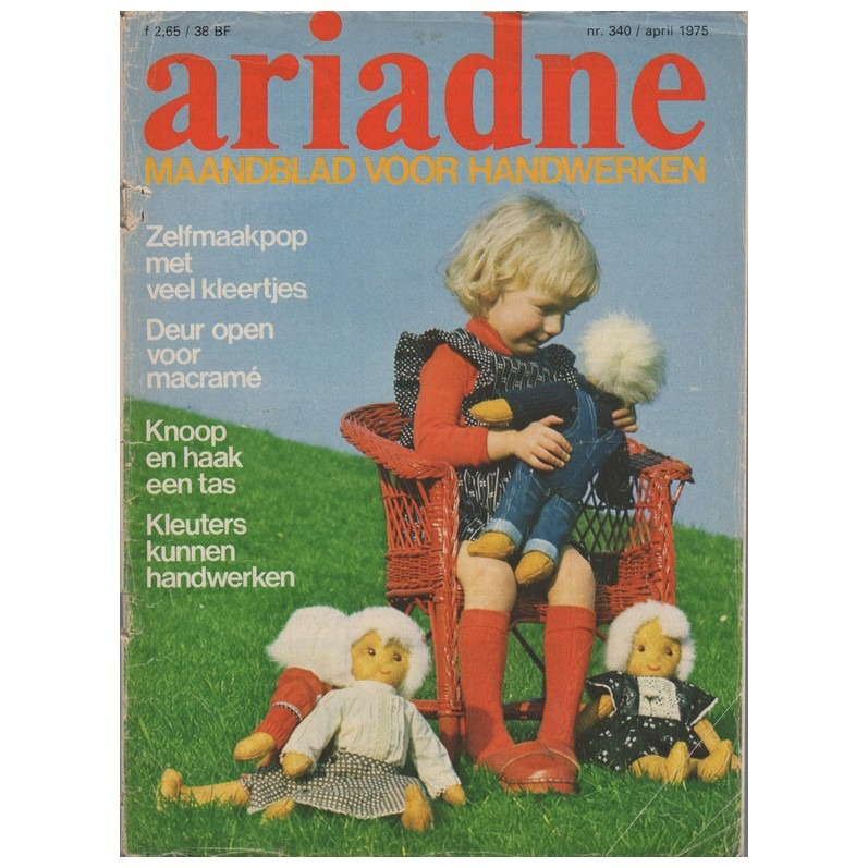 Ariadne april 1975