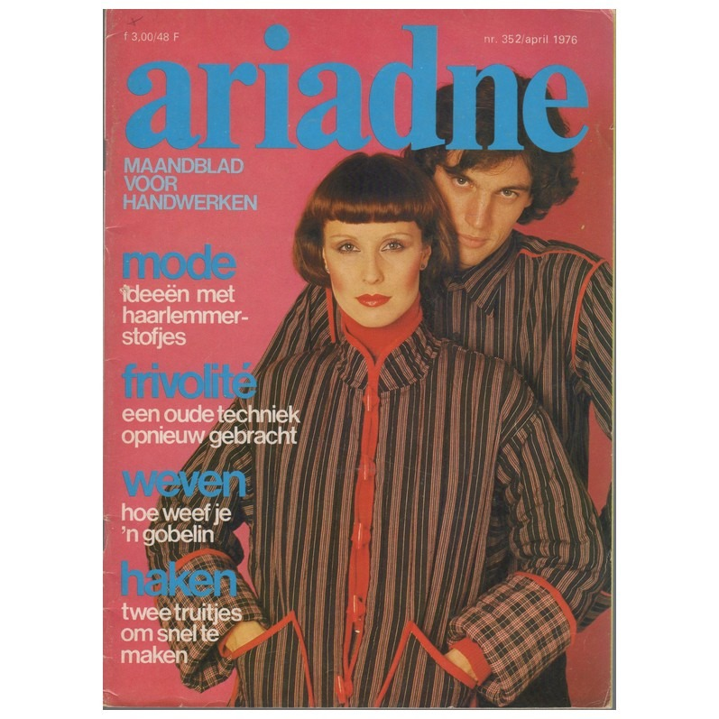 Ariadne april 1976