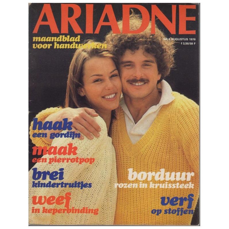 Ariadne augustus 1978