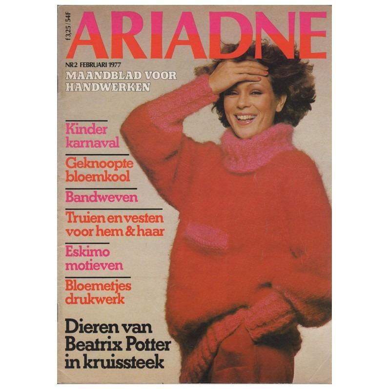 Ariadne februari 1977
