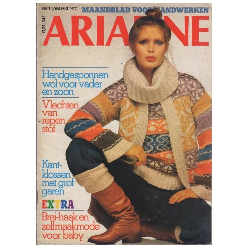 Ariadne januari 1977