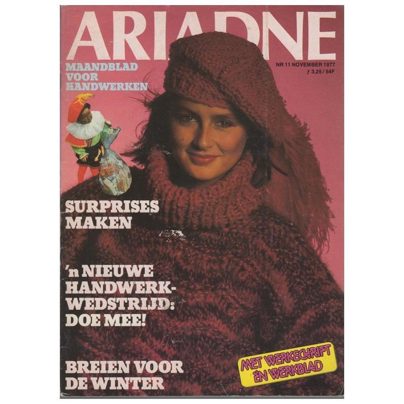 Ariadne november 1977