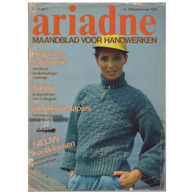 Ariadne september 1975