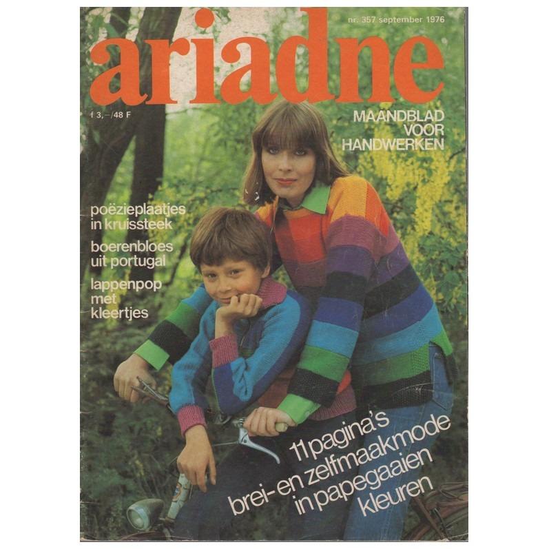 Ariadne september 1976