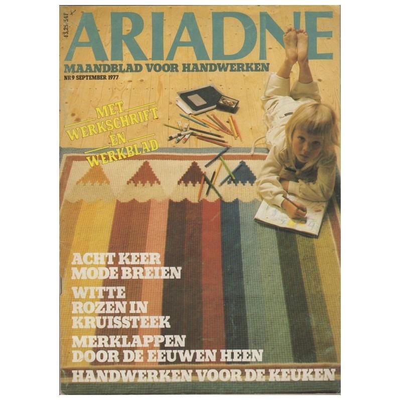 Ariadne september 1977