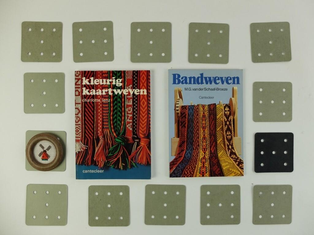Boeken Bandweven en Kaartweven