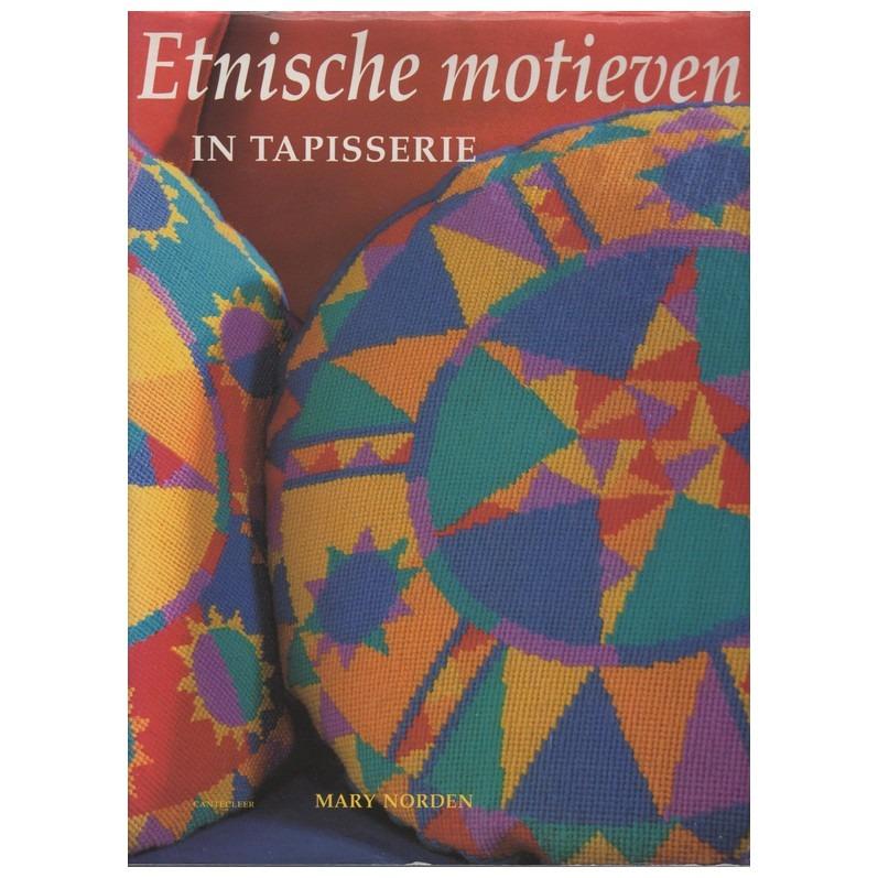 Boek Etnische Motieven Mary Norden