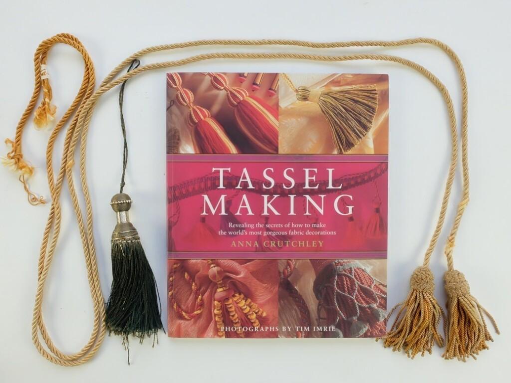 Boek Tasselmaking