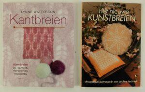 Boeken Kantbreien en Kunstbreien