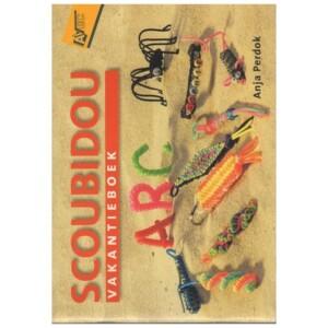 Boekje Scoubidou vakantieboek