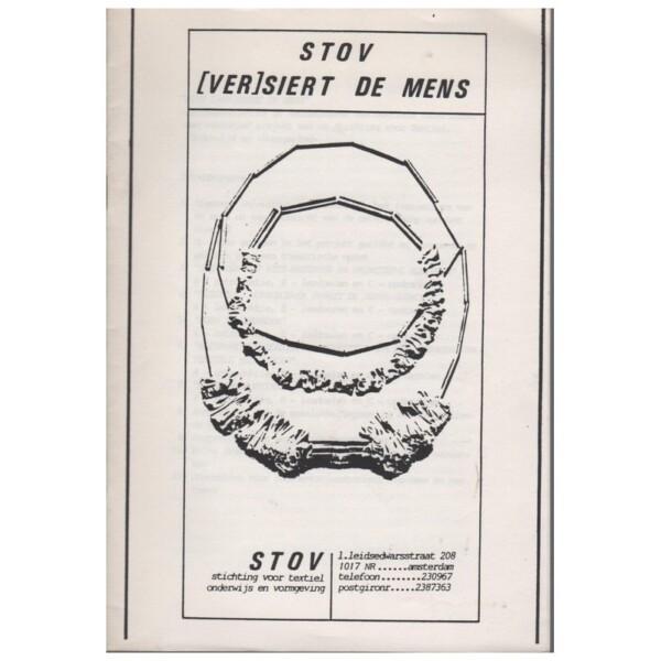 Boekje Stov (ver)siert de mens