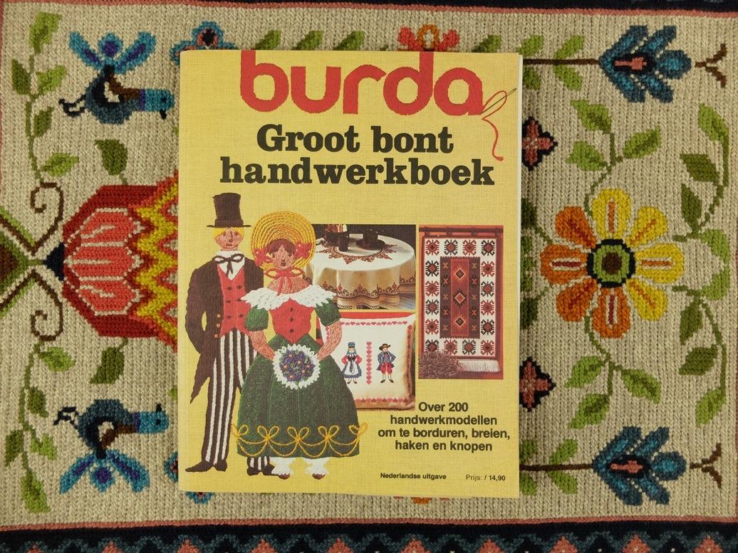 Groot bont handwerkboek