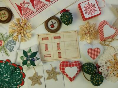 Handwerkjes voor kerst