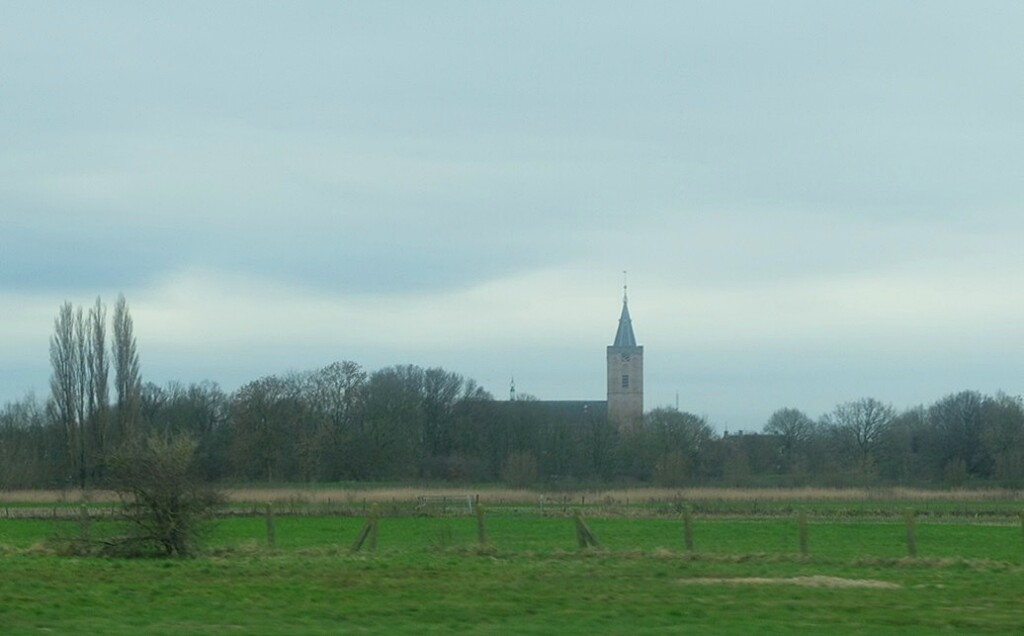 Kerk bij Naarden