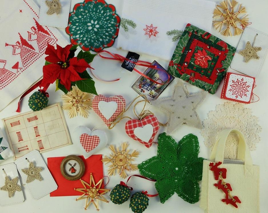 Kerst spulletjes handwerk