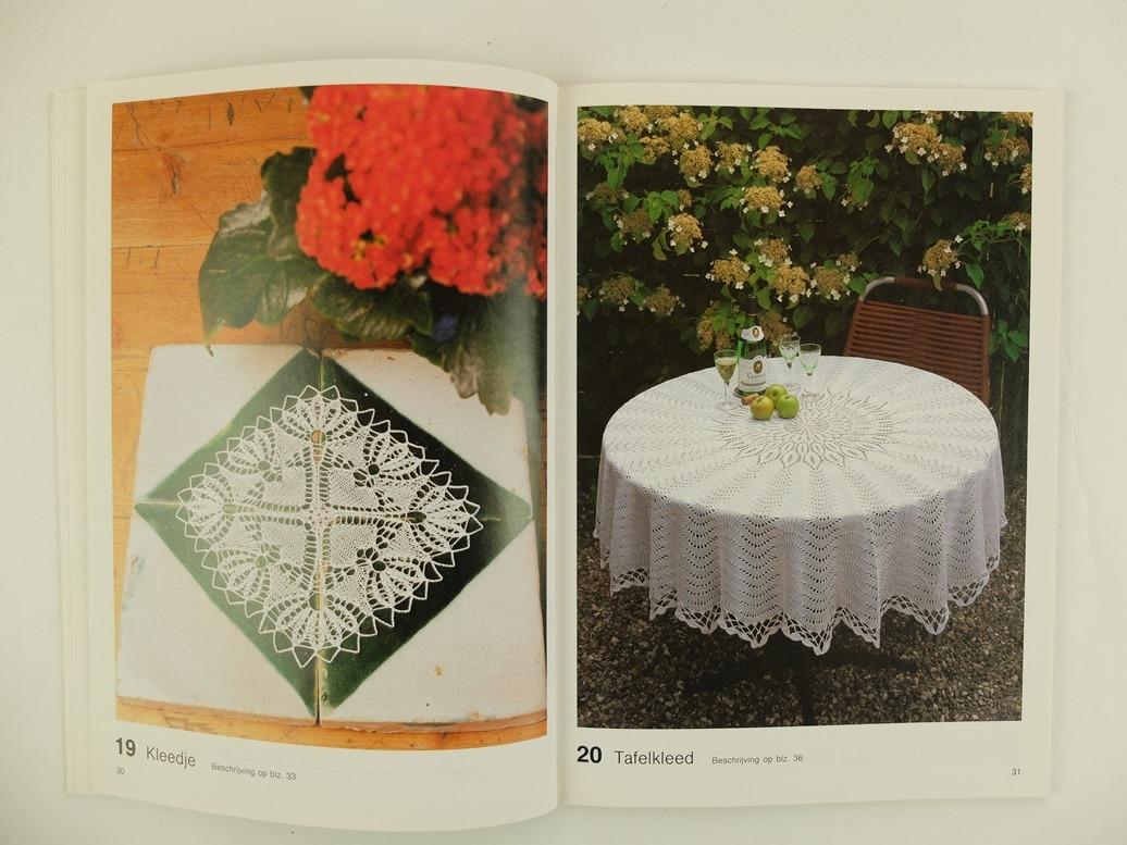 Pagina uit boek Kunstbreien
