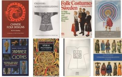 Boeken etnisch handwerk