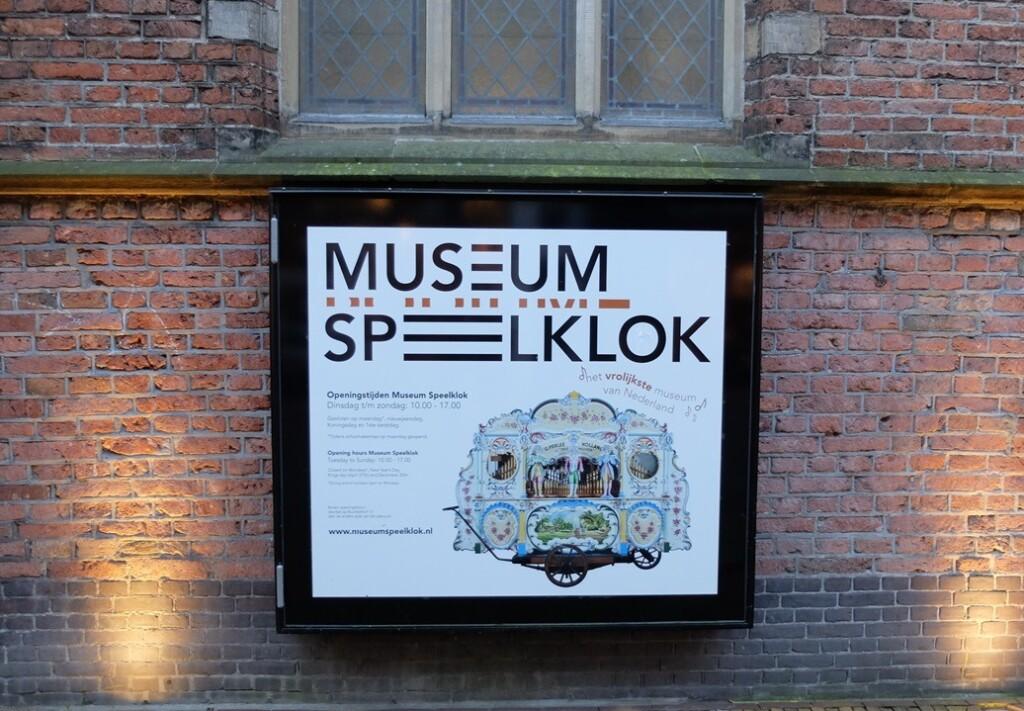 Affiche museum Speelklok