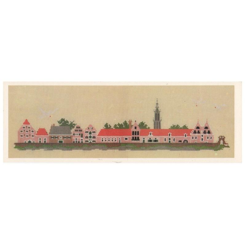 Ansichtkaart Zuiderzeemuseum