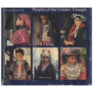 Boek People of the Golden Triangle