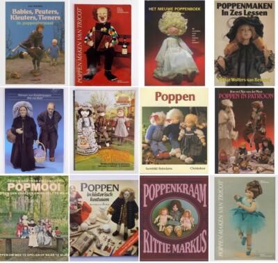 Boeken over poppen zelf maken