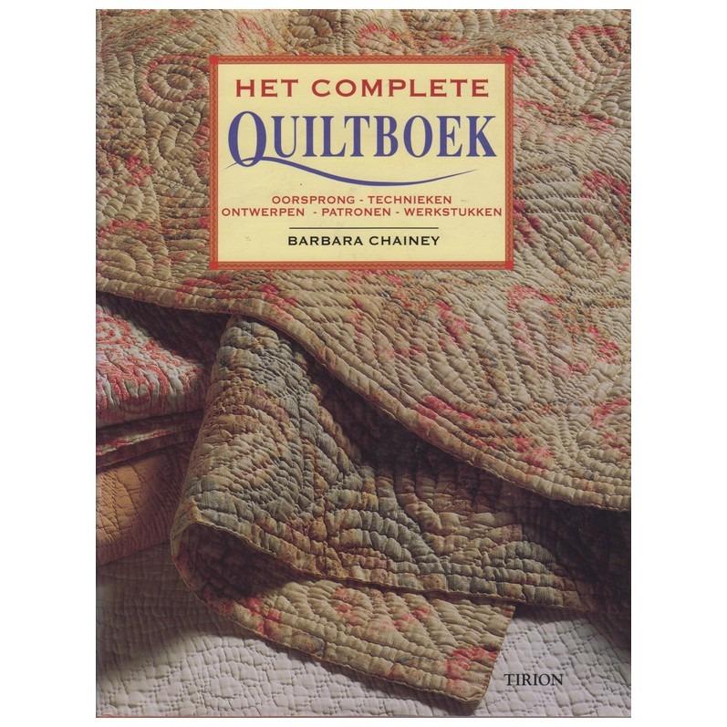 Het complete quiltboek