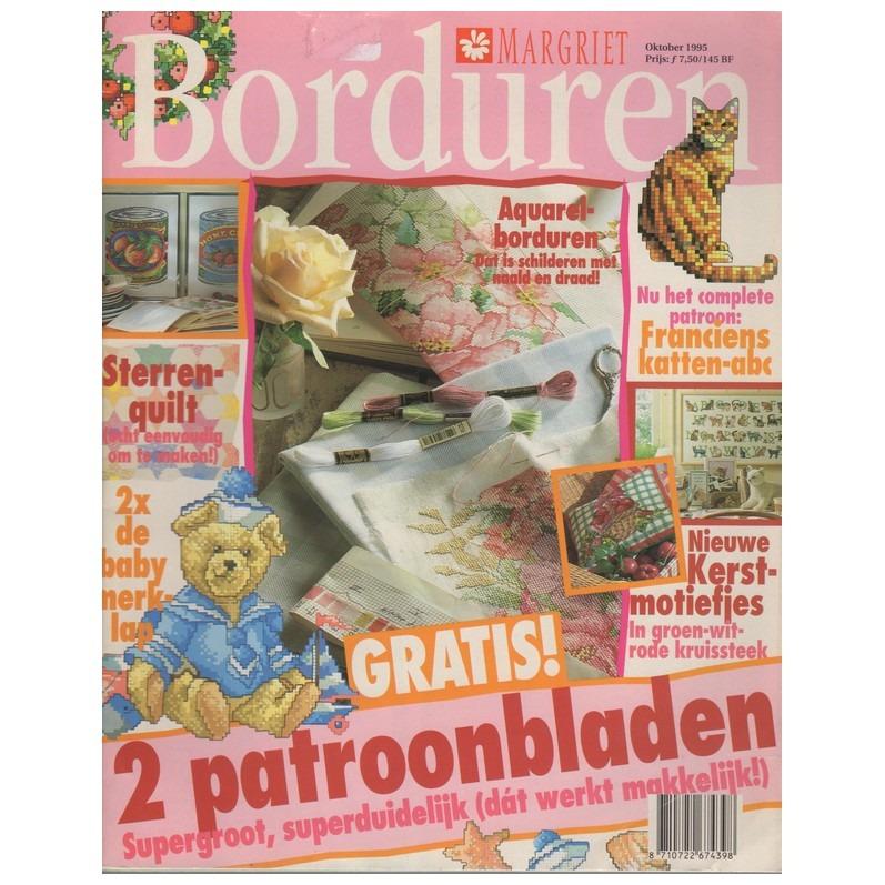 Tijdschrift Margriet Borduren