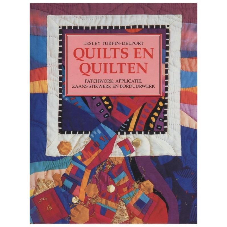 Boek Quilts en quilten