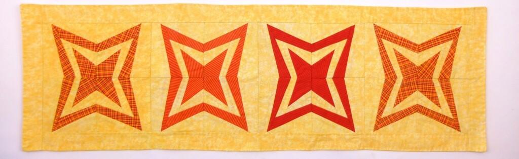 Vier sterren patchwork