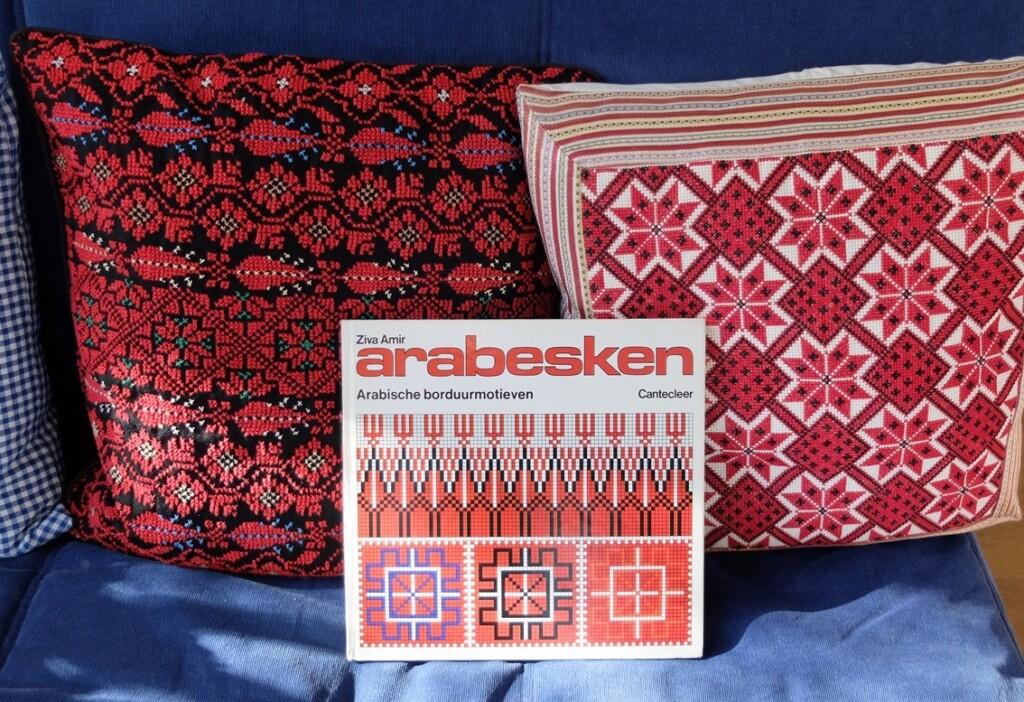 Boek Arabesken