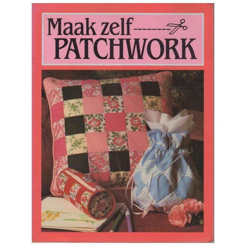 Boek Maak zelf Patchwork