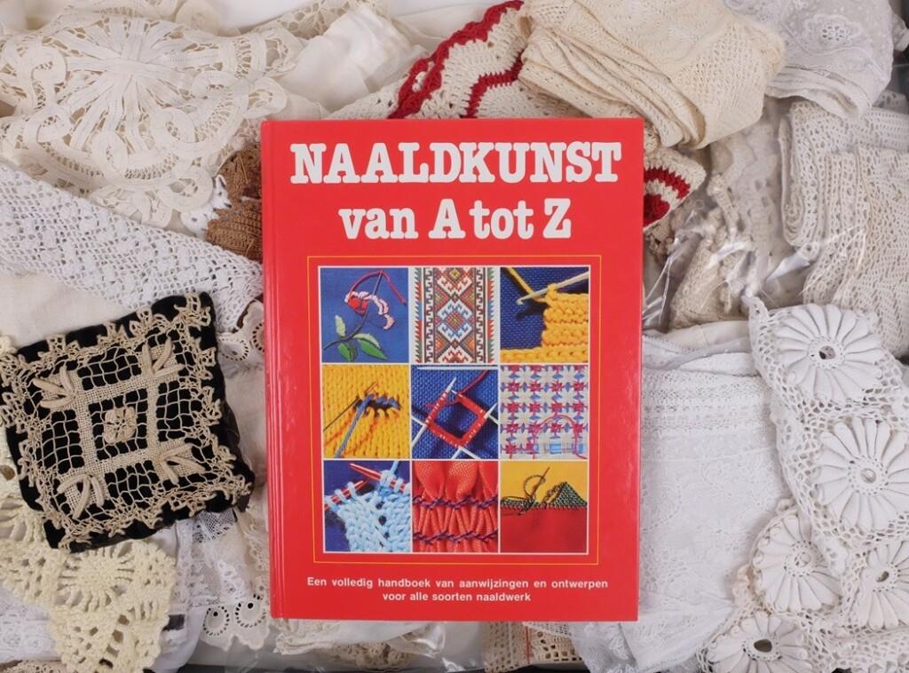 Boek-Naaldkunst van A tot Z