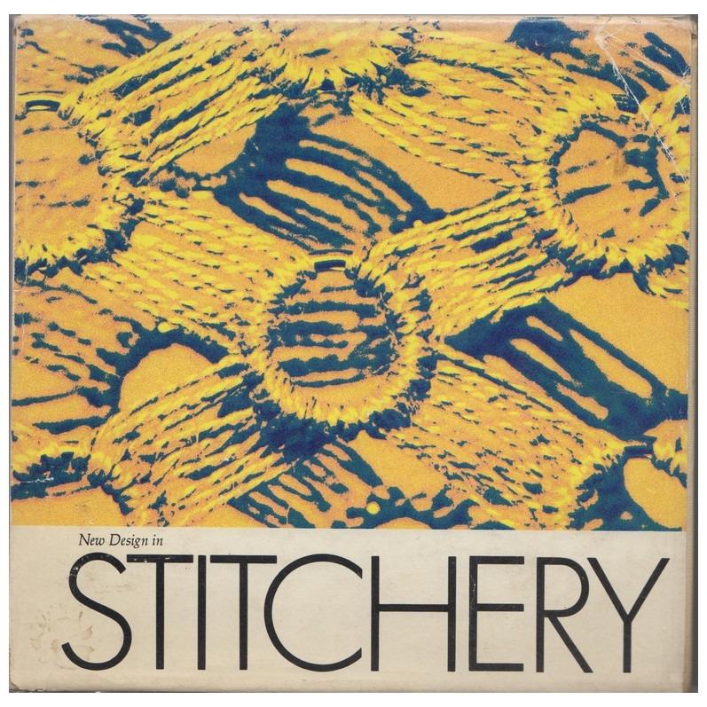 Boek New designs in Stitchery