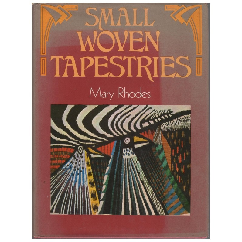 Boek Small Woven Tapestries